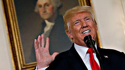 """Trump condena la """"violencia racista"""" de Charlottesville tras dos días de críticas por su tibieza"""