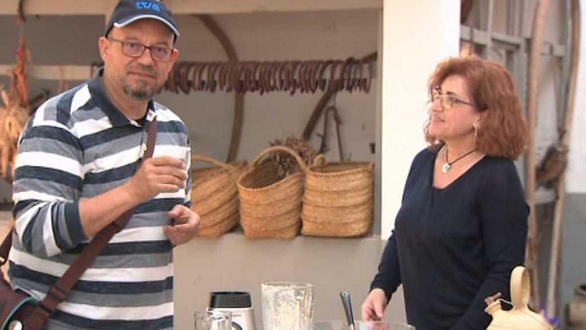 Somos #DietaMediterránea -Horchata valenciana - ver ahora