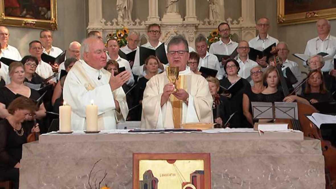 El Día del Señor - Iglesia de Saint-Joseph de la Tour-de-Treme (Suiza) - ver ahora