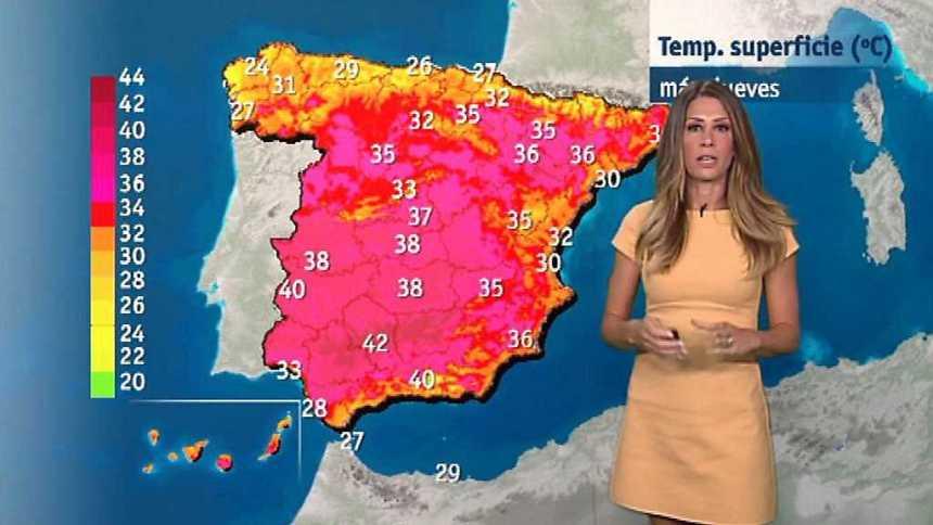El tiempo en la Comunidad Valenciana - 16/08/17