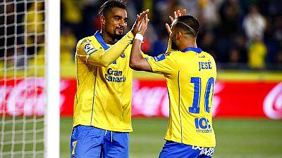 """El jugador Prince Boateng y la UD Las Palmas han llegado un acuerdo para rescindir el contrato que ligaba al futbolista con el club para as próximas  tres temporadas. """"Motivos personales de carácter irreversible provocan esta inesperada salida"""", aseg"""