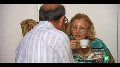 Hotel Romántico - David sorprende a Mercedes y Francisco y Luisa tienen su primera cita
