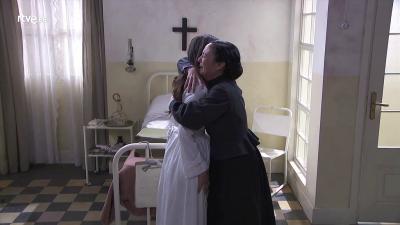 Acacias 38 - Fabiana va a ver a Teresa