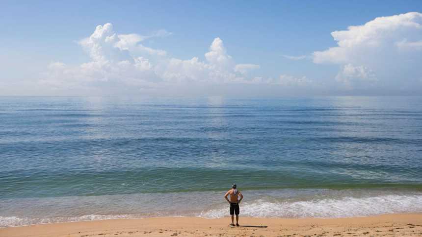 Temperaturas significativamente altas en zonas de la mitad interior sur peninsular