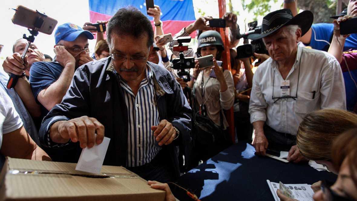 El Supremo venezolano ordena detener al diputado Ferrer, esposo de la exfiscal crítica con Maduro