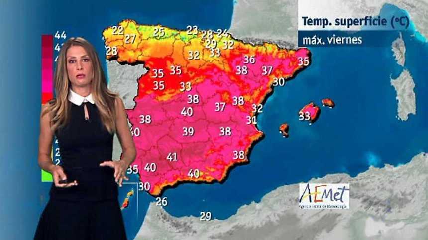 El tiempo en la Comunidad Valenciana - 17/08/17