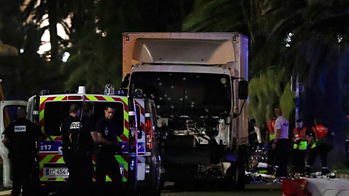 Ocho atropellos terroristas en el último año en Europa