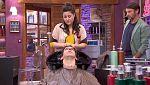 La peluquería - El lavado de cabeza