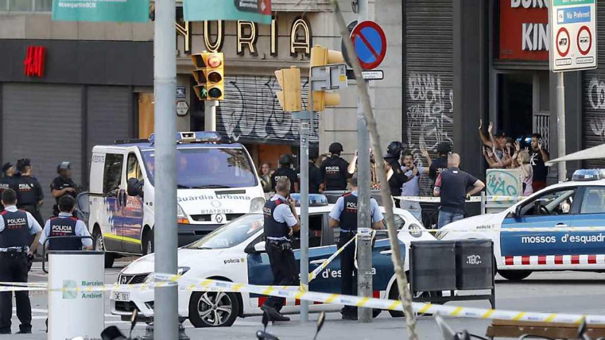 Especial Informativo - Atentado en Barcelona (3) - ver ahora
