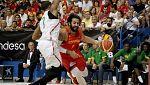Baloncesto - Ruta 'Ñ' Masculina: España - Senegal desde Melilla