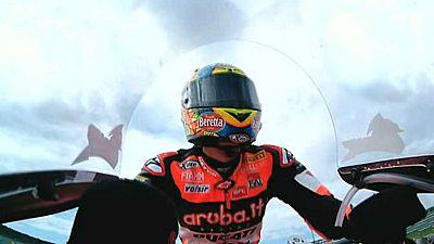 Campeonato del Mundo Superbike - Prueba Alemania WSBK: 1ª carrera, desde Lausitzring (Alemania) - ver ahora