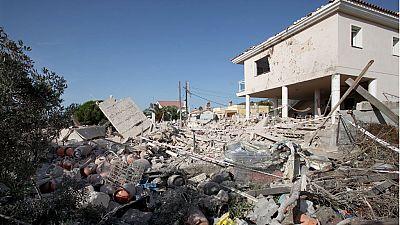 'La madre de Satán', el explosivo con el que los terroristas planeaban una masacre