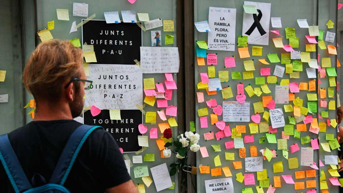 Hay cinco españoles entre las víctimas mortales del doble atentado en Cataluña