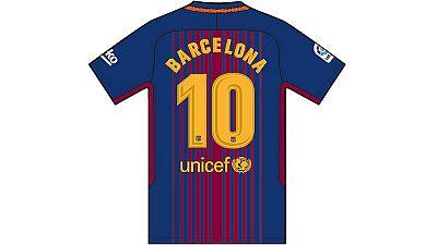 El Barça lucirá una camiseta en homenaje a las víctimas de los atentados de Barcelona