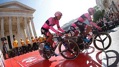 Ciclismo - Vuelta a España. 1ª Etapa: Nimes - Nimes - ver ahora