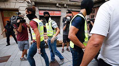 Los Mossos investigan la vinculación del imán de Ripoll con la célula terrorista
