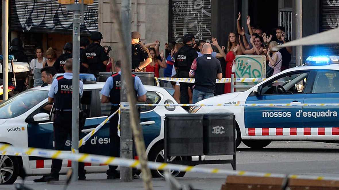 Informe Semanal - Terror en Cataluña - ver ahora