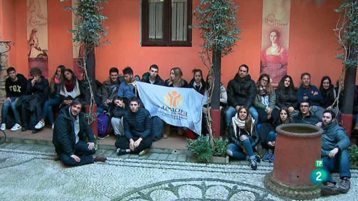 Shalom - Menorá en España - ver ahora