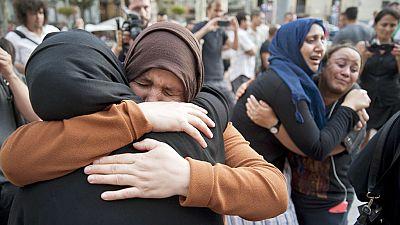 La madre de Younes Aboyaaqoub pide a su hijo que se entregue a la Policía