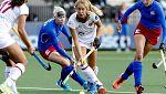 Hockey Hierba - Campeonato de Europa Femenino: España - República Checa, desde Amsterdam (Holanda)