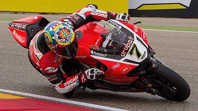 Campeonato del Mundo Superbike - Prueba Alemania WSBK: 2ª carrera, desde Lausitzring (Alemania) - ver ahora