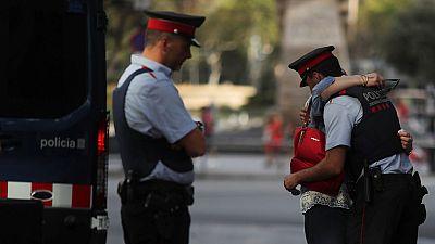 Los Mossos protegen la identidad del agente que mató a cuatro terroristas en Cambrils