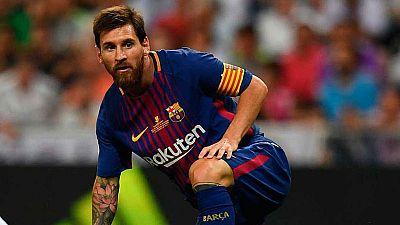 Messi tirará del Barça ante el Betis