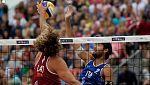 Voley Playa - Campeonato de Europa. Final Masculina: Letonia - Italia