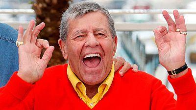 Muere a los 91 años el cómico Jerry Lewis