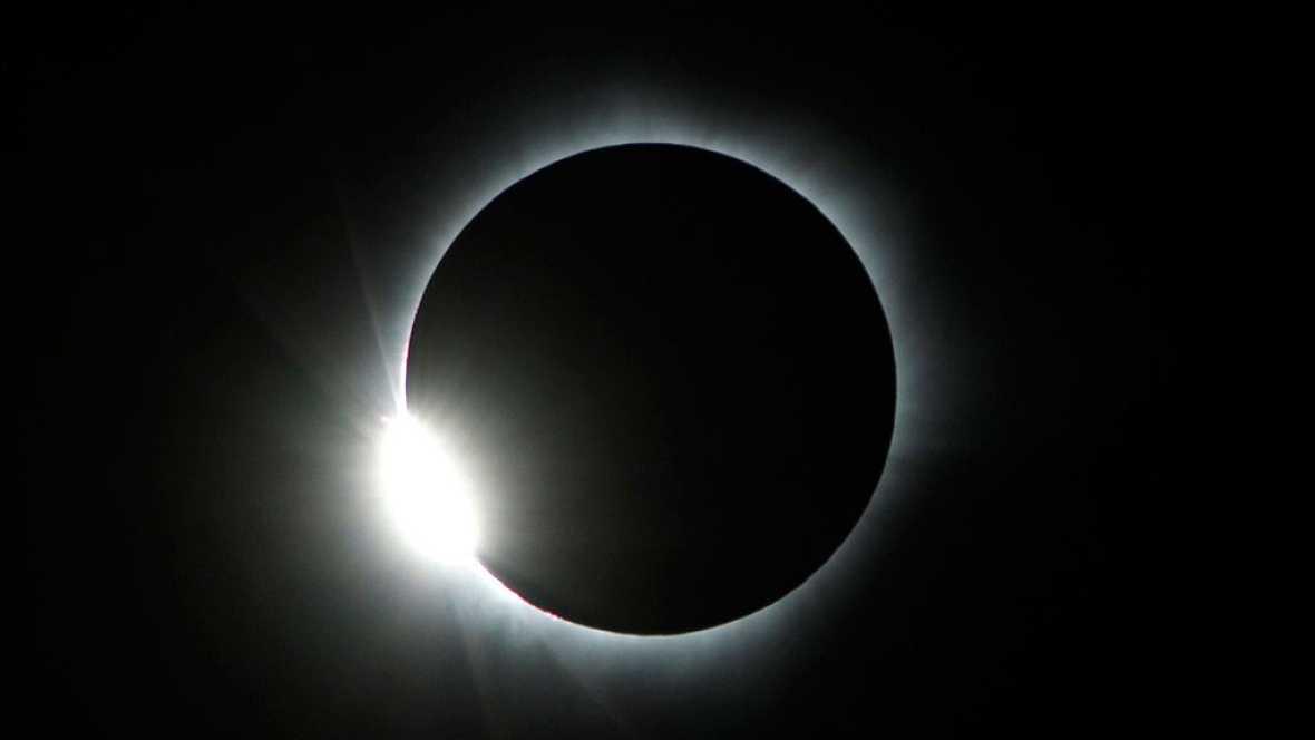 El eclipse total de Sol se verá en Estados Unidos de costa a costa
