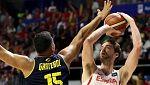 Baloncesto Ruta 'Ñ' Masculina: España - Venezuela desde Málaga