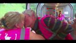 Hotel Romántico - Los huéspedes se montan en el tren Bernina Express