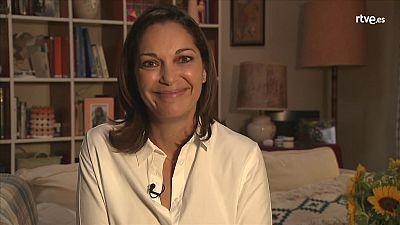 """Cristina Plazas: """"Me apasionan los guiones de esta serie"""""""
