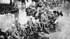 Congelado en el tiempo: La Primera Guerra Mundial