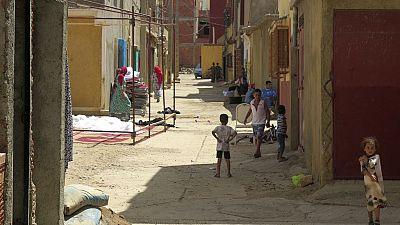 Cuatro de los terroristas de Cataluña habían nacido en la ciudad marroquí de Mrirt