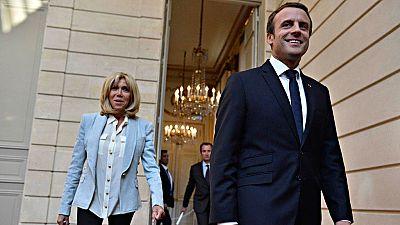 Brigitte Macron y el papel de la esposa del presidente en Francia