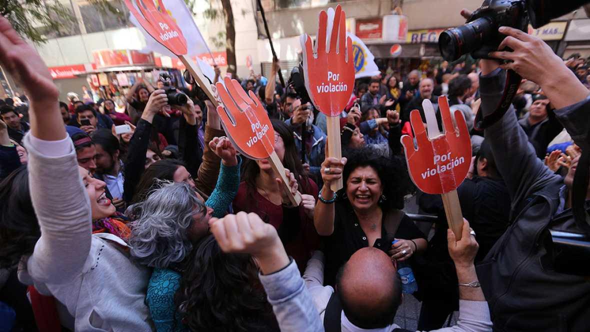 El Constitucional de Chile refrenda la despenalización del aborto en caso de violación, de riesgo para la mujer o de inviabilidad del feto