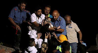 Al menos un muerto tras un terremoto de magnitud 3,6 en la isla italiana de Ischia