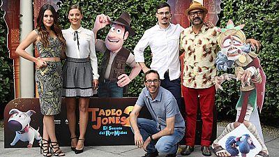 Llega a los cines la esperada segunda parte de Tadeo Jones