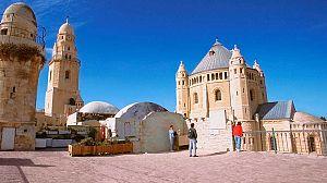Trotamundos: Tierra Santa 2ª parte: Israel