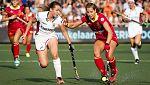 Hockey Hierba - Campeonato de Europa Femenino: España - Bélgica