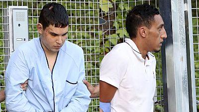 Prisión para dos de los cuatro presuntos terroristas detenidos por el doble atentado de Cataluña