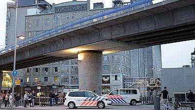 La policía holandesa investiga la alerta terrorista que hizo suspender un concierto de rock en Rotterdam