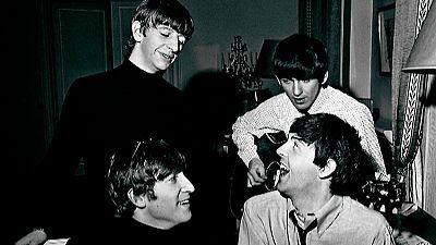 La prestigiosa colección de fotografías de Harry Benson sobre los Beatles acaba de ser reeditada