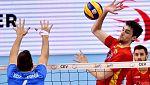 Voleibol - Campeonato de Europa Masculino: España - Eslovenia