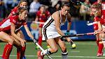 Hockey Hierba - Campeonato de Europa Femenino. 1ª Semifinal: Alemania - Bélgica