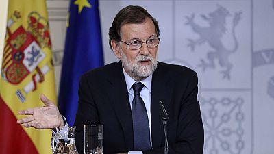 El presidente del Gobierno pide aparcar las diferencias políticas para hacer frente al terrorismo yihadista
