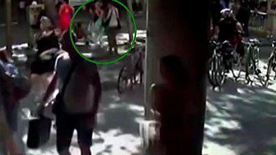 Nuevas imágenes del atropello en Las Ramblas