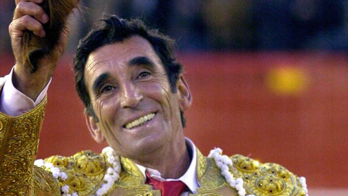 El matador de toros Dámaso González ha fallecido