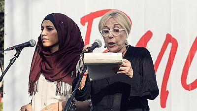 """Rosa María Sardá: """"No estamos solos, somos muchos millones de personas los que rechazamos la violencia"""""""